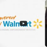 ※ この動画は、2014年9月に開催されたウォルマートの 2014 Women's Economic Empowerment Milestone Meetingで上映されたものです。