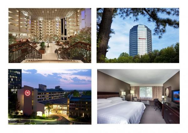 Hilton Washington DC/Rockville Hotel,Sheraton Reston Hotel,Sheraton Tysons Hotel,Sheraton Reston Hotel - Guest Room