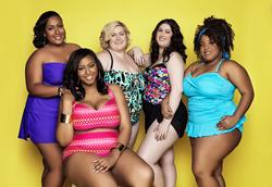 プラスモデルマガジン3月号特集 「本物の女性たち」がモデルを務めます