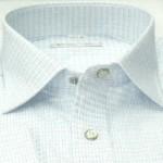 ビジネス用スナップシャツ  ボタンは全てスナップボタン
