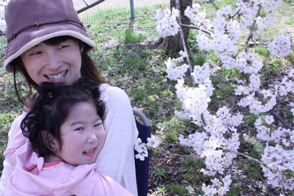 あ~ちゃん4歳 写真提供:林智子さん