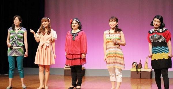 音楽劇「箱の中~オムニバスで贈る3つの物語~」より、大人チームの「劇団kocho」=写真提供・劇団kocho