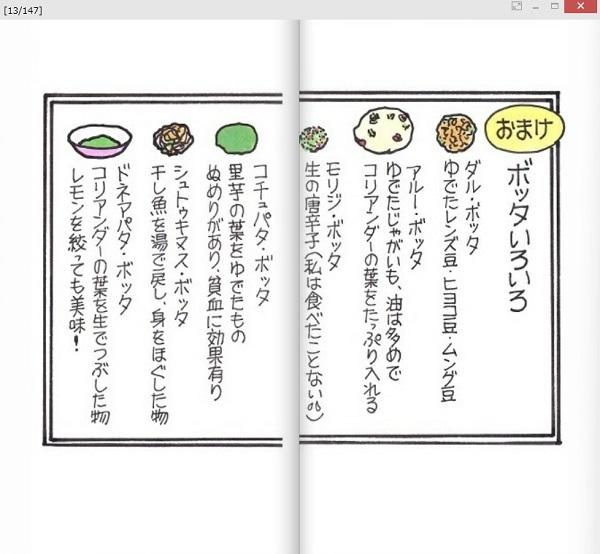 電子書籍「家庭でできる健康味アンメニュー」の第1回本文4