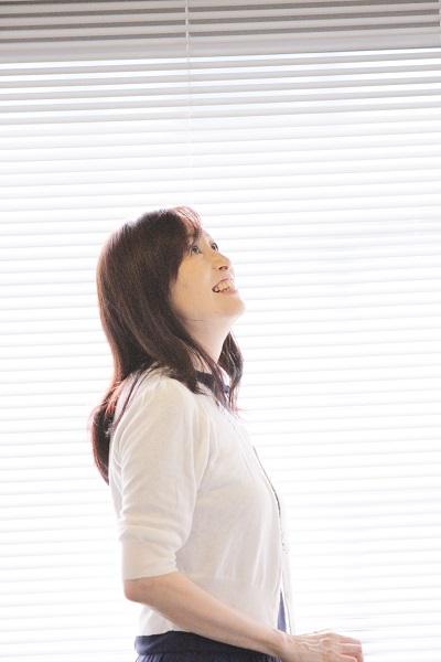木住野佳子さん=撮影・橋本正人