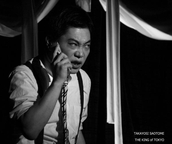 舞台「東京の王様」横浜公演より=写真提供・THE RED FACE