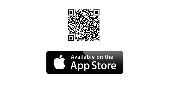 iOS版アイデアニュースアプリのQRコードとストアの画像
