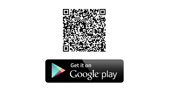 Android版アイデアニュースアプリのQRコードとストアの画像