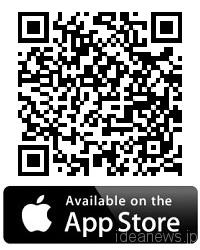 iOSアプリのQRコード画像