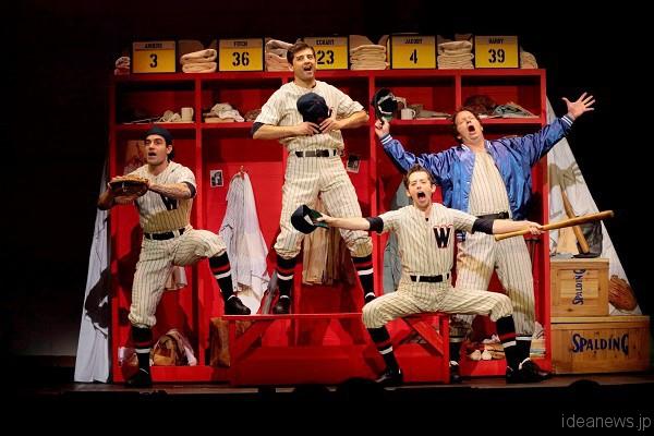 ワールドプレミア ミュージカル「プリンス・オブ・ブロードウェイ」公演より=撮影:RYOJI FUKUOKA(GEKKO)
