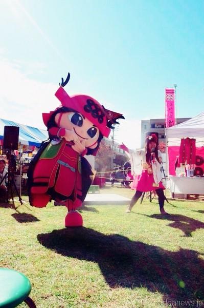 アテンド時の写真=2015年秋の上田にて、撮影・天姫