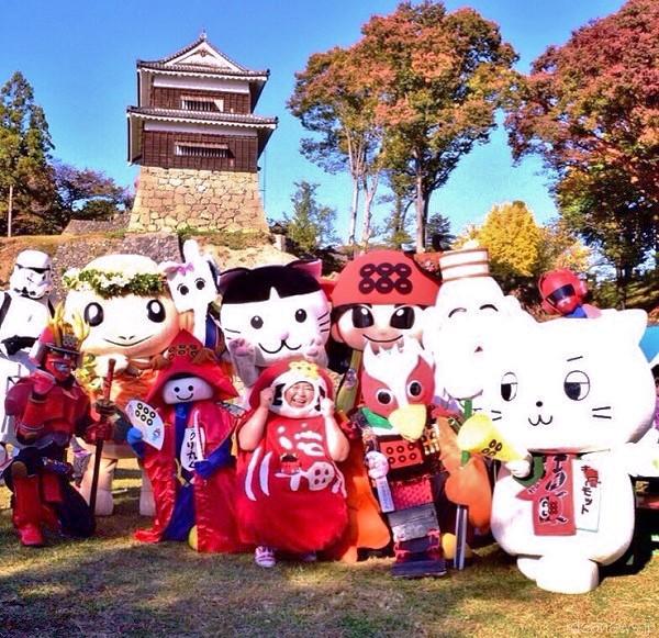 「上田 秋祭り」より=写真提供・たまき