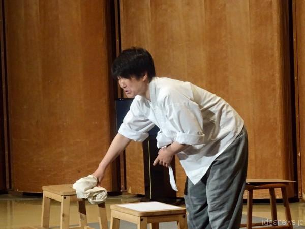 舞台写真=きむきがんさんのFacebookページより