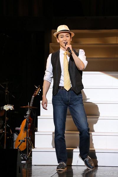 「ただお前がいい」=「I Love Musical」公演より、撮影・宮川舞子