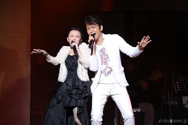 「Smoke On The Water」=「I Love Musical」公演より、撮影・宮川舞子