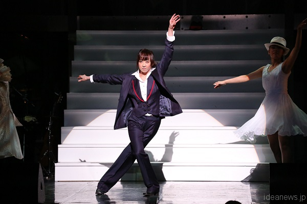 「運命よ、今夜は女神らしく」=「I Love Musical」公演より、撮影・宮川舞子