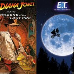 「インディ・ジョーンズ(レイダース/失われたアーク《聖櫃》)」と「E.T.」