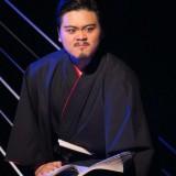 浅井長政役・塚田慎太さん=撮影:堀江男二