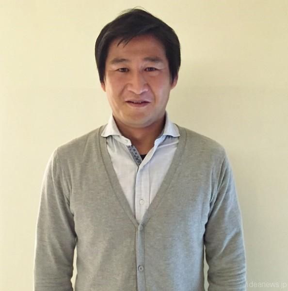 JDFA代表・木場昌雄さん=撮影・堀内優美