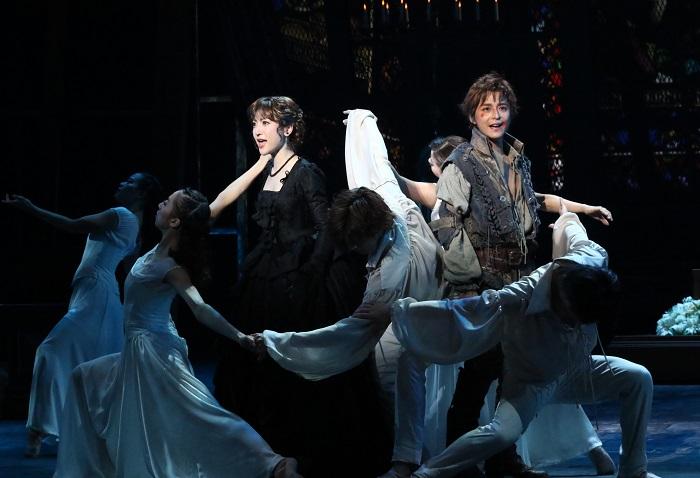 フレンチ・ロック・ミュージカル「1789 -バスティーユの恋人たち-」より=写真提供・東宝演劇部