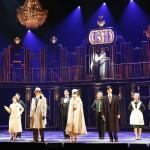 ミュージカル「グランドホテル」GREENチーム公演より=撮影・岩村美佳
