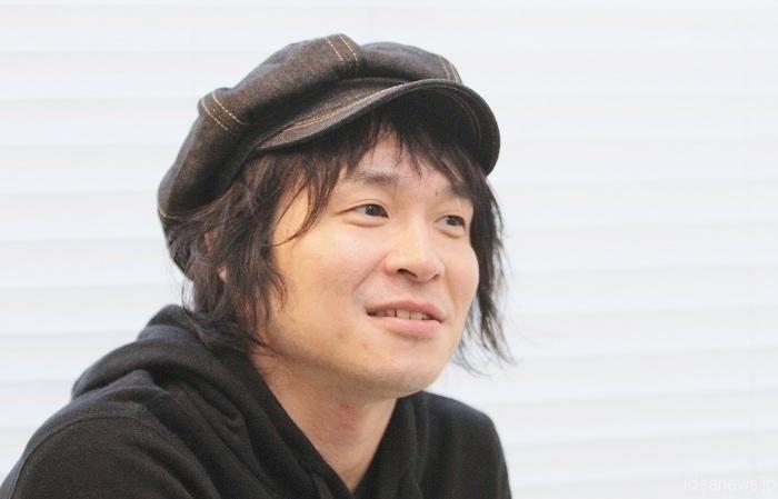 間慎太郎さん=撮影・橋本正人