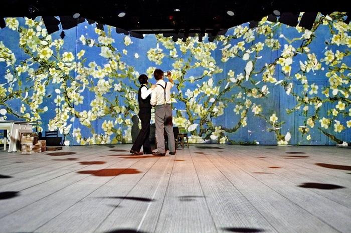 韓国版「ヴィンセント・ヴァン・ゴッホ」公演より