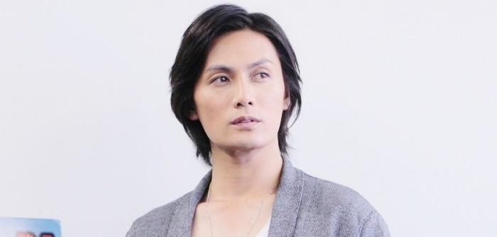 加藤和樹さん=撮影・橋本正人