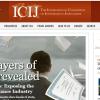 ICIJのトップページ