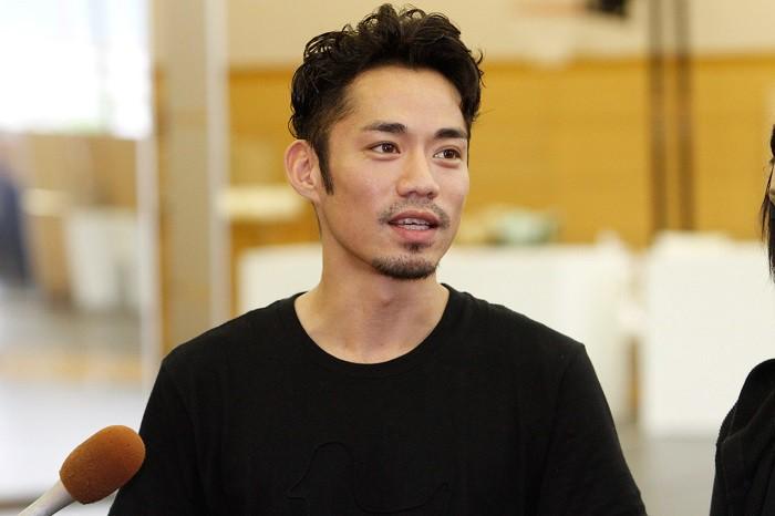 『LOVE ON THE FLOOR』2016年公演の稽古より=撮影・岩村美佳
