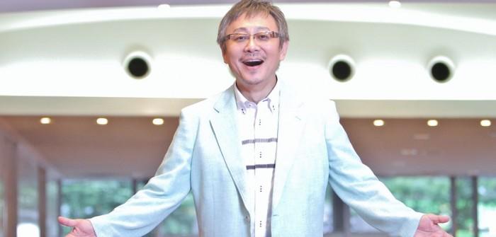 松尾貴史さん=撮影・橋本正人
