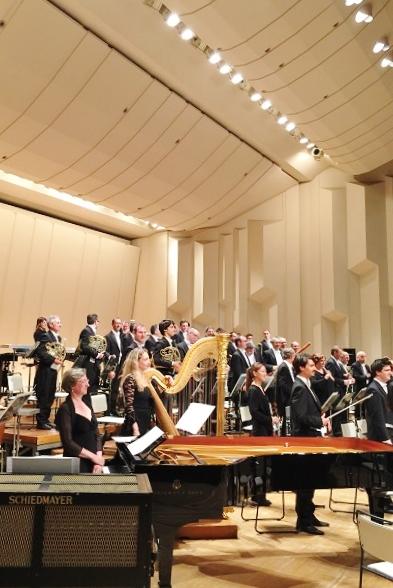 NHKホールで開かれた「グレイテスト・ヒッツ: J.ウィリアムズの映画音楽」より=写真提供・KAJIMOTO