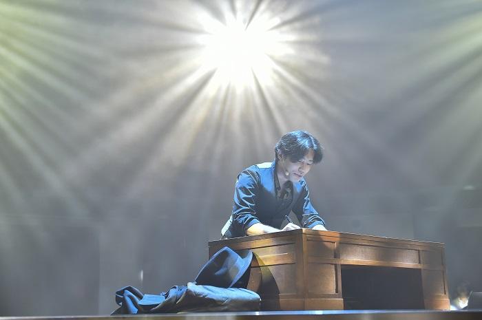 「中井智彦 Premium Show vol.1」公演より=提供:ヴァストミュージックエージェンシー、撮影:土居政則