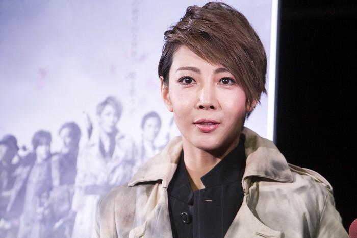 「ミュージカル バイオハザード~ヴォイス・オブ・ガイア~」製作発表より=撮影・岩村美佳