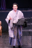 「羅馬から来た、サムライ」より ジョバンニ・バチスタ・シドッチ役・榊原利彦さん=撮影・堀江男二