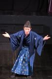 「羅馬から来た、サムライ」より 今村源右衛門役・今若孝浩さん=撮影・堀江男二