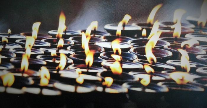 バターランプの光=「銀河の雫シナリオ本:写真野村哲也さん」より