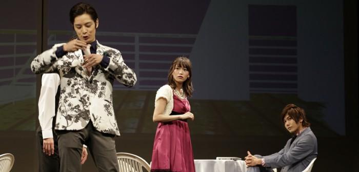 『名探偵コナン×ライブミステリー ~洋上の迷宮(ラビリンス)~』公演から=プレスリリースより