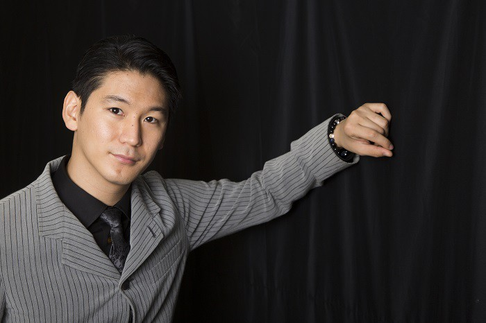 小野田龍之介さん=撮影・岩村美佳