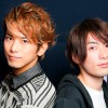 「三ツ星サラバ」の平牧仁さん(左)とHITOさん=撮影・宮川舞子