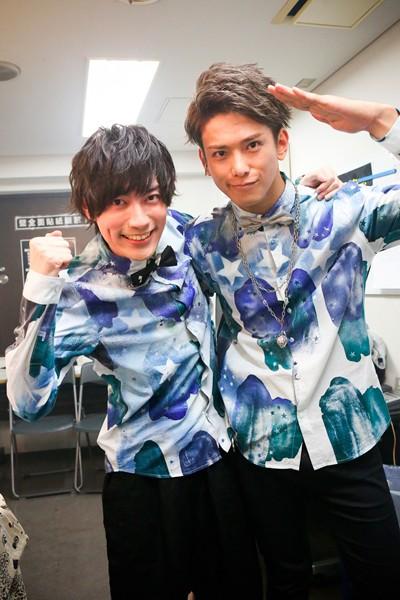 「三ツ星サラバ」渋谷O-WESTでのライブより=2015年5月2日、撮影・宮川舞子
