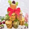 「第7回ソフティアを使った嚥下食レシピ大賞」<エピソード部門>大賞受賞Happy ミニロール Cake Tower!!