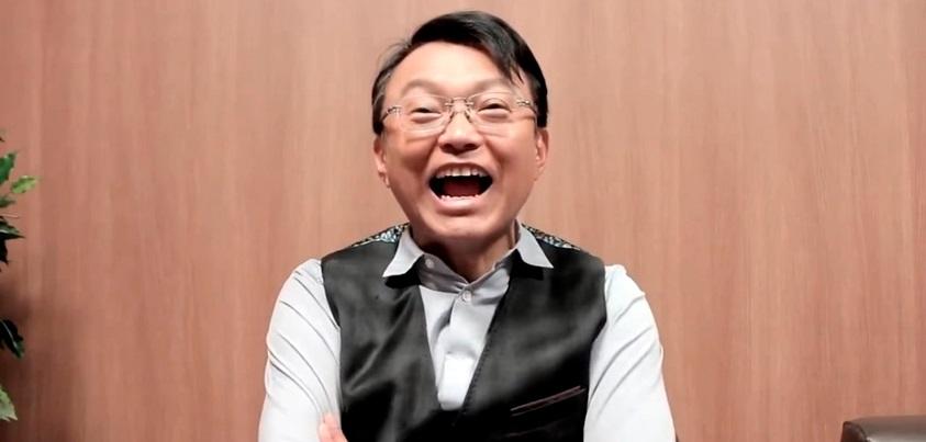 相島一之さん=撮影:アイデアニュース・橋本正人