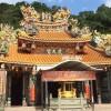 媽祖廟の写真。度天宮は、そのお寺の名前=撮影・Flora