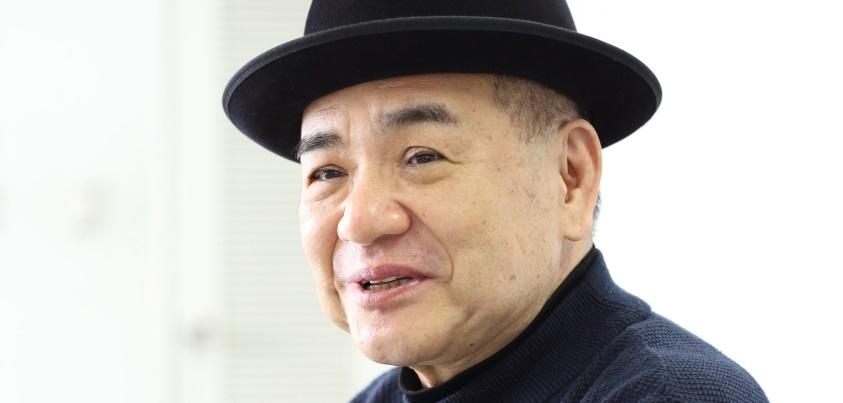 豊竹英太夫さん=撮影・伊藤華織