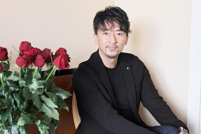 岡幸二郎さん=撮影・橋本正人