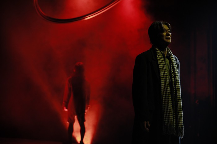 『エッグ・スタンド』(Noirチーム)公演より=写真提供・劇団スタジオライフ