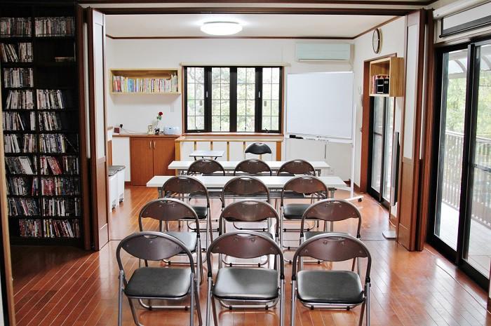 「アイデアニュース・カルチャーセンター」の教室