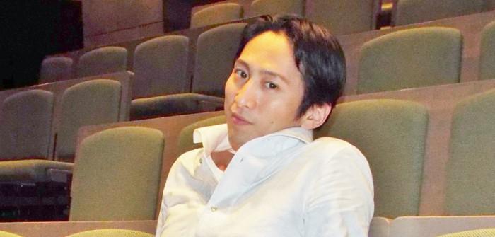 成河さん=撮影・達花和月