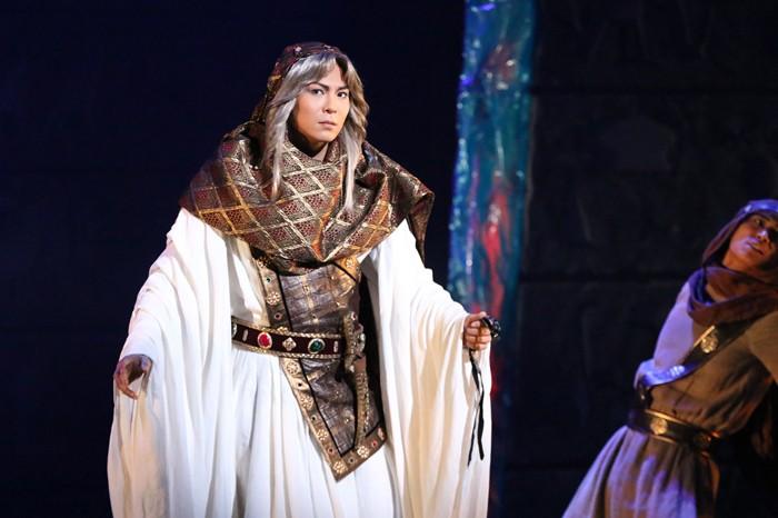 ミュージカル『王家の紋章』より=写真提供:東宝演劇部
