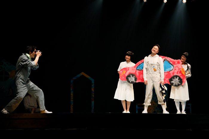 子供笠原、『THE SMALL POPPIES』公演より=写真提供・劇団スタジオライフ
